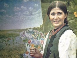 Катерина Білокур - скарб українського народу, яким захоплювався Пікассо