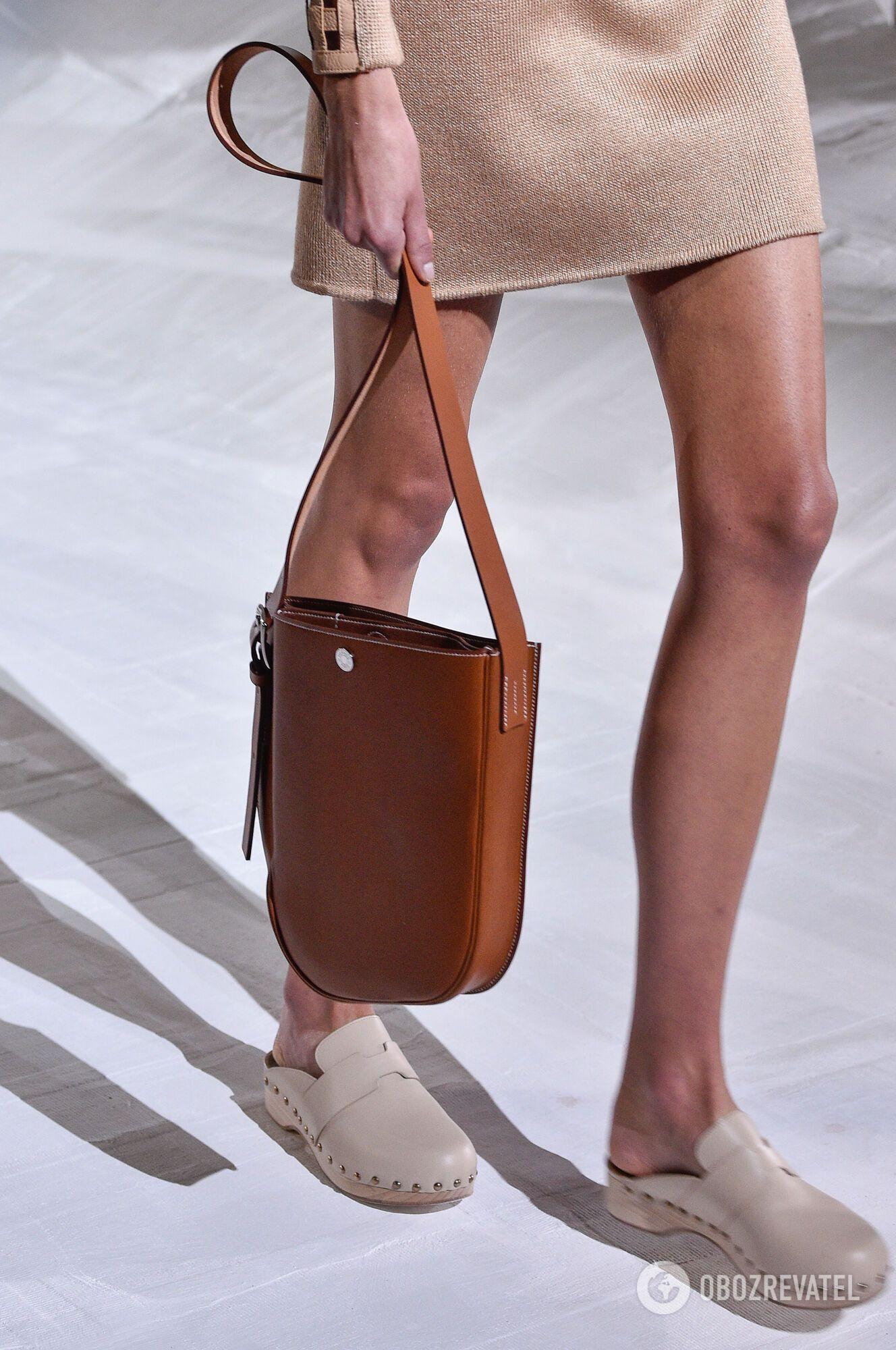 Клоги Hermès