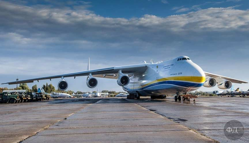 Ан-225 «Мрія»
