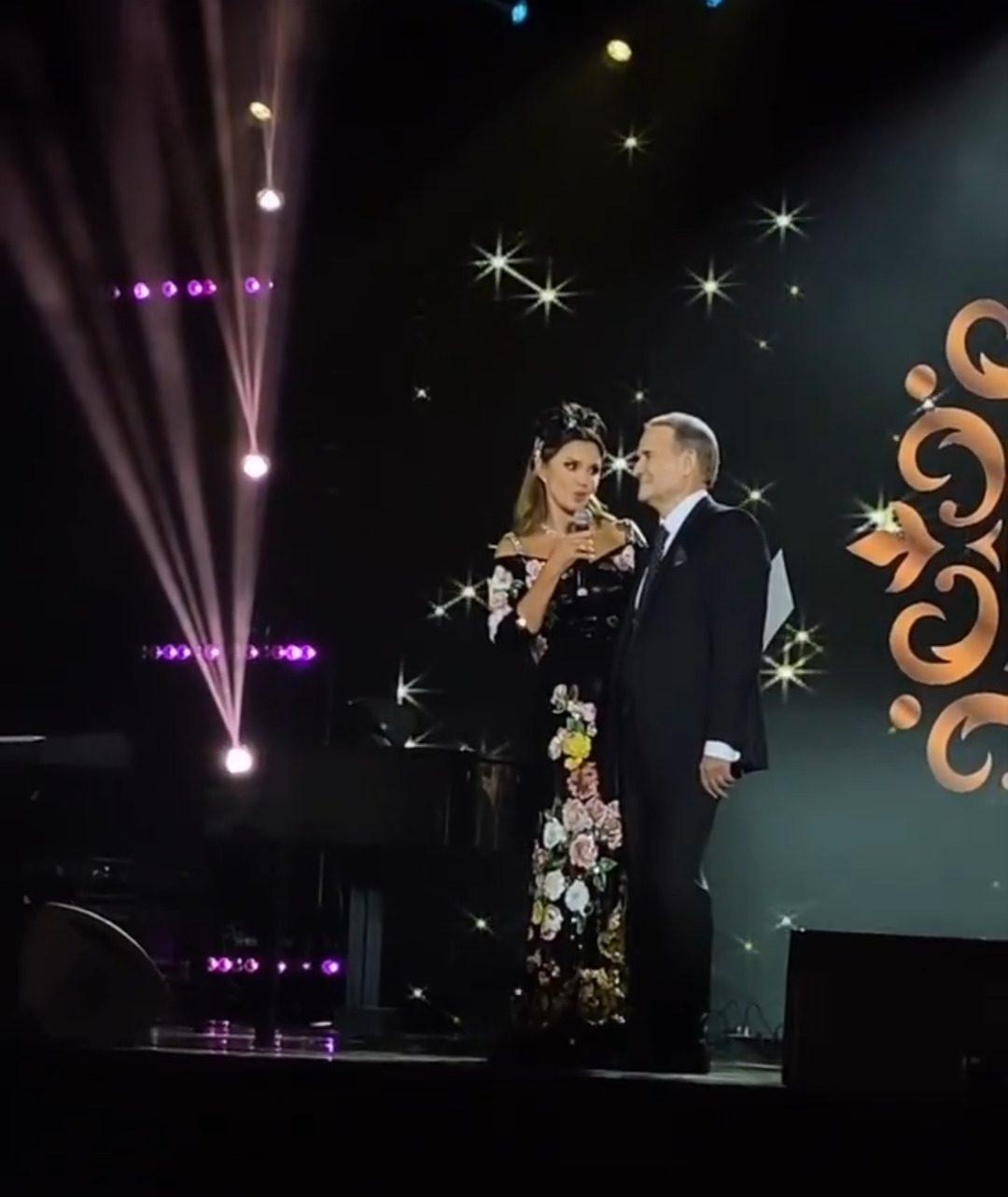 Оксана марченко и медведчук свадьба