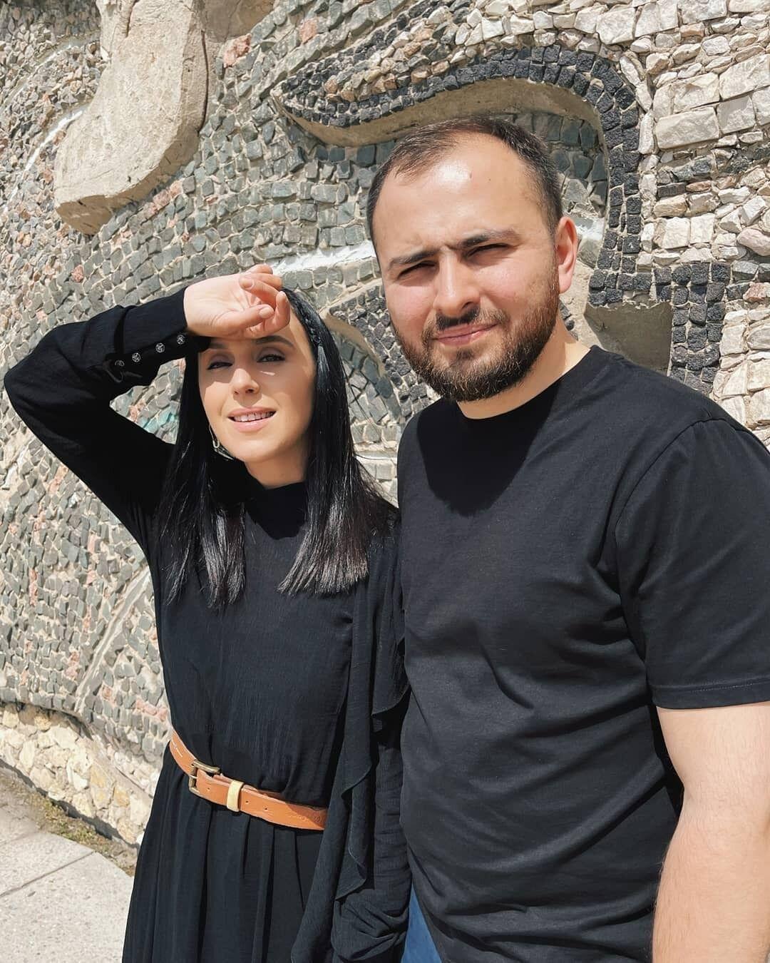 Джамала показала кілька знімків з чоловіком