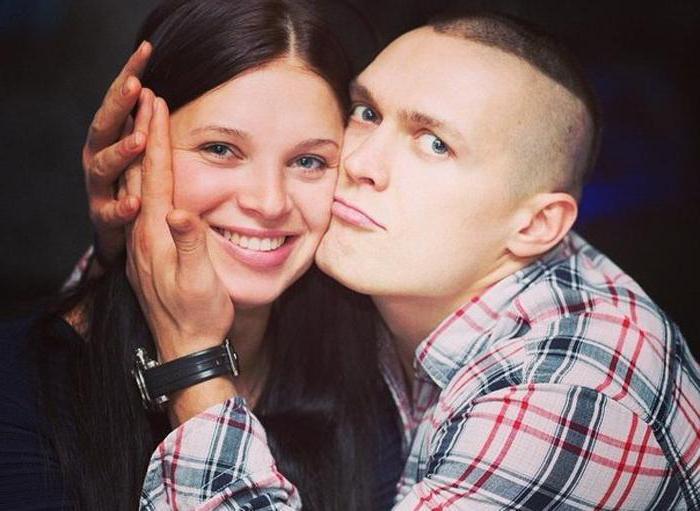 Катерина Хмелевська з Олександром